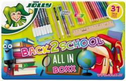 Jolly Back 2 School Set školských potrieb