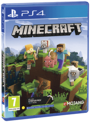Minecraft: Bedrock Edition - PS4 hra