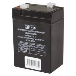 EMOS B9641 6V 4Ah