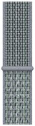 Apple Watch 40 mm Nike športový prevliekací remienok hmlisto obsidiánový
