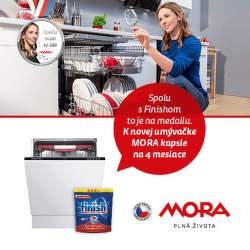 Finish k umývačkám riadu Mora