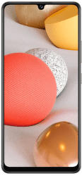 Samsung Galaxy A42 5G 128 GB sivá