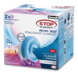 Ceresit Stop vlhkosti AERO 360°Aromatherapy-levanduľa-náplň (2ks)