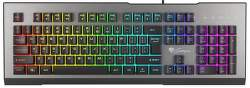 Genesis Rhod 500 RGB strieborná