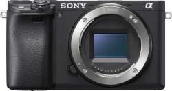 Sony Alpha 6400 telo