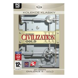 Civilization 3 Gold - PC hra