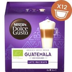 Nescafé® Dolce Gusto® Guatemala Latte Macchiato kapsulová káva 12ks