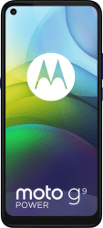 Motorola Moto G9 Power 128 GB fialová