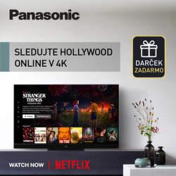 Skylink Live TV na 3 mesiace zadarmo k TV Panasonic