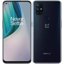 OnePlus Nord N10 128 GB 5G sivá