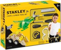 Stanley Jr. U009-K02-T06-SY sada hračiek