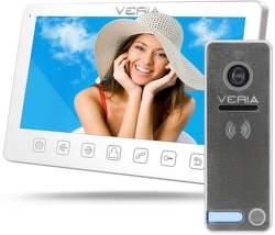 Veria S-7070B + 230 videotelefón biely