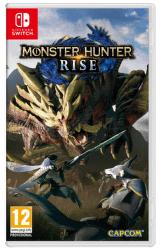 Monster Hunter: Rise - Nintendo Switch hra