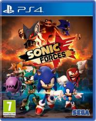 Sonic Forces - PS4 hra