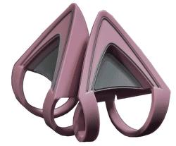 Razer Kitty Ears pre Razer Kraken ružové