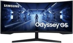 Samsung Odyssey G5 LC34G55TWWUXEN čierny