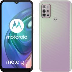 Motorola Moto G10 Iridescent Pearl perleťový