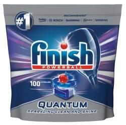 Finish Quantum 100 ks tablety do umývačky