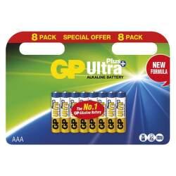 GP Ultra Plus AAA 8 ks