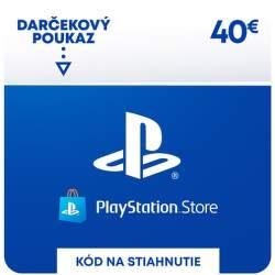 PlayStation Store 40 eur - Digitálny produkt