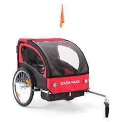 Duramaxx Trailer Swift príves na bicykel pre dieťa