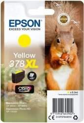 Epson 378 XL Yellow (C13T37944010) žltá