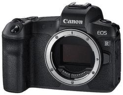 Canon EOS R telo čierne
