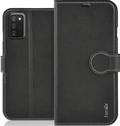 Fonex knižkové puzdro pre Samsung Galaxy A02s čierna
