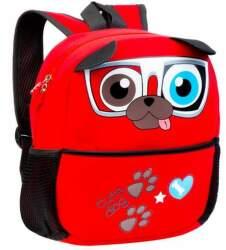 Spokey Bag Dog Red batoh neoprenový