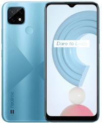 Realme C21 32 GB modrý