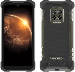 Doogee S86 128 GB čierny