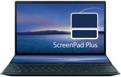 ASUS ZenBook Duo 14 UX482EA-HY071T modrý