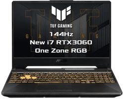 ASUS TUF Gaming F15 FX506HM-HN019T sivý
