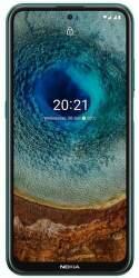 Nokia X10 zelený