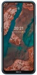 Nokia X20 modrý