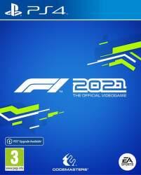 F1 2021 PS4 Hra