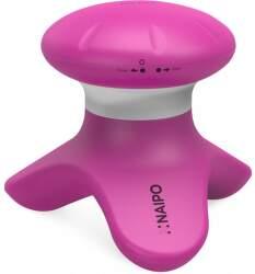 Naipo MGPC-101MM masážny prístroj ružový