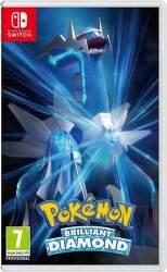 Pokémon Brilliant Diamond - Nintendo Switch hra