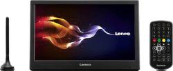 Lenco TFT-1038 čierny