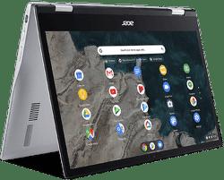 Acer Chromebook Spin 513 (NX.AS6EC.001) strieborný