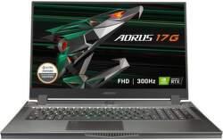 GigaByte AORUS 17G XD-73EE345SH, čierny