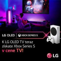 Získajte Xbox k LG OLED TV