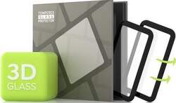 Tempered Glass Protector 3D tvrdené sklo pre Honor Band 6 čierna (2 ks v balení)