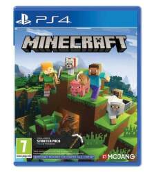 Minecraft Starter Collection - PS4 hra