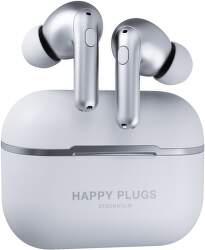 Happy Plugs Air 1 Zen strieborné