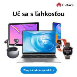 Akciová ponuka Huawei