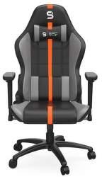 SPC Gear SR400 OR čierno-oranžové