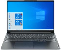 Lenovo IdeaPad 5 Pro 16ACH6 (82L50039CK) sivý
