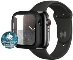 PanzerGlass Standard Fit tvrdené sklo pre Apple Watch SE/6/5/4 44mm čierne