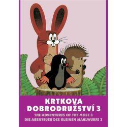 DVD F - Krtkové dobrodružstvá 3
